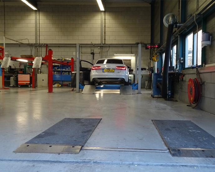 Allround garage in Alkmaar